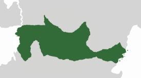 Location of Terranihil